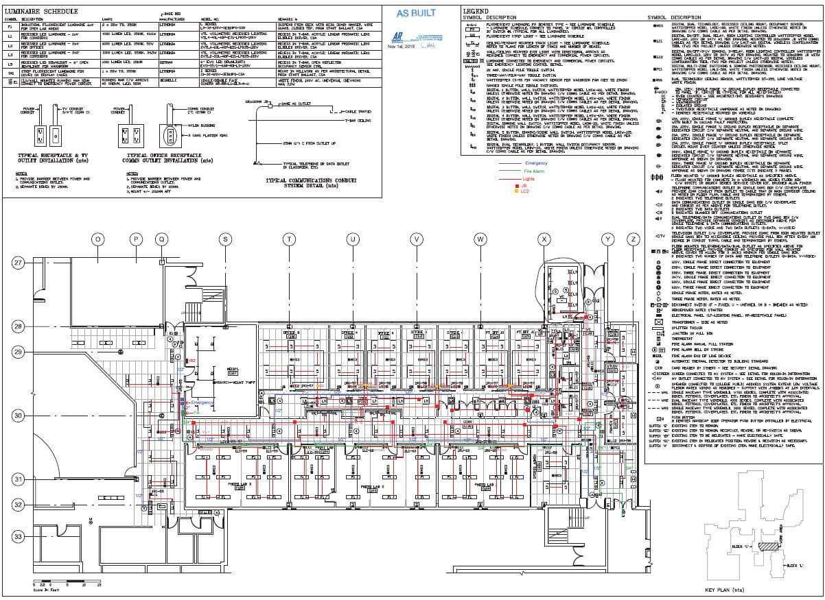 As-Built-electrical-drawings Harness Wiring Meaning on