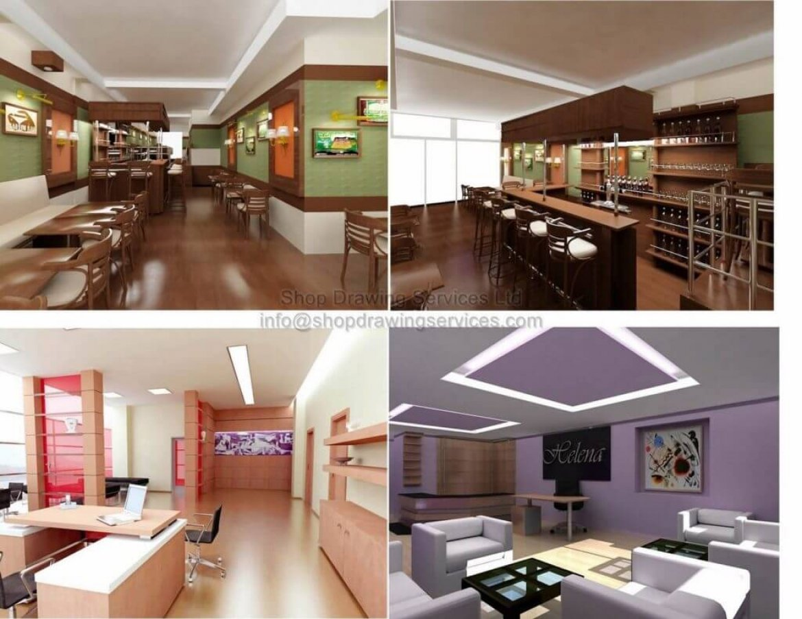 3d CAD drafting service