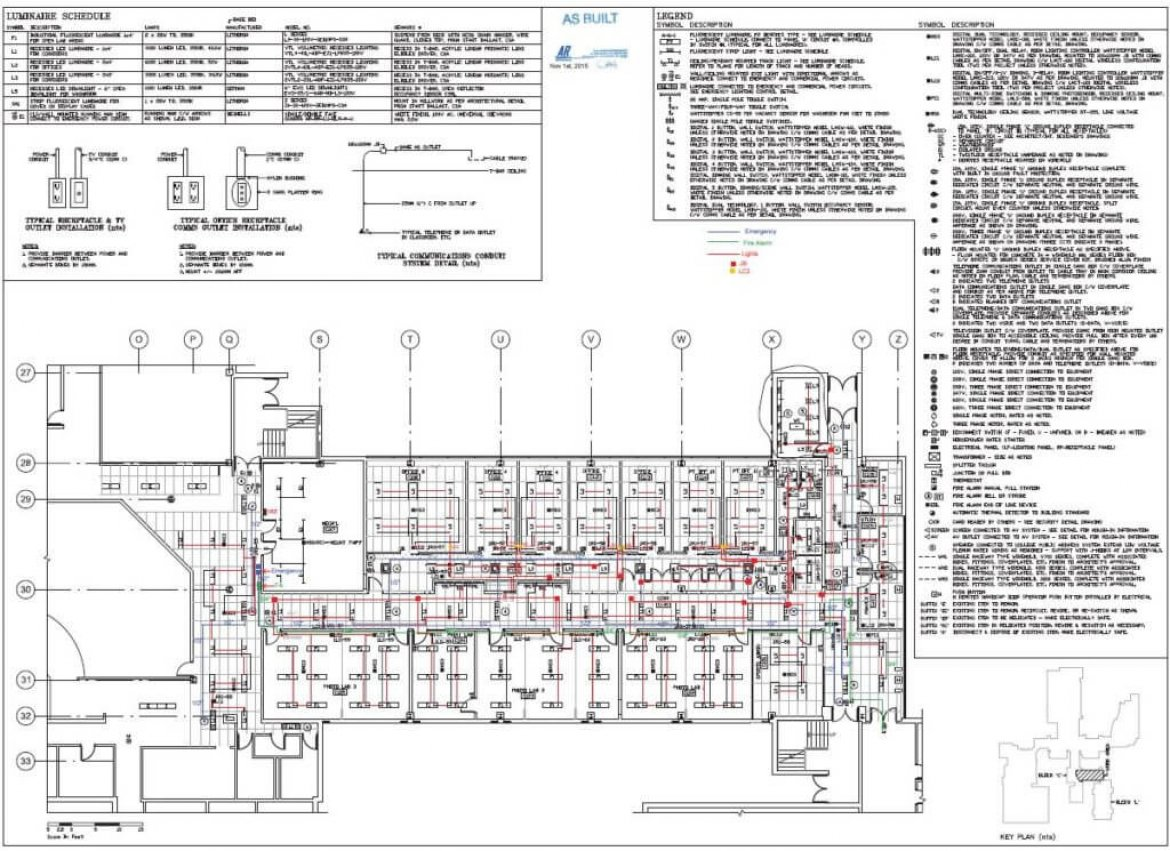 Electrical Building Services Specification