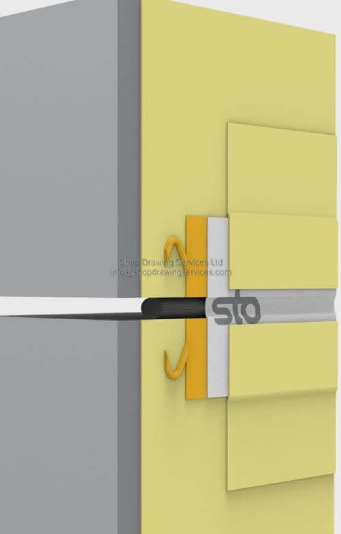 EIFS detail illustrations