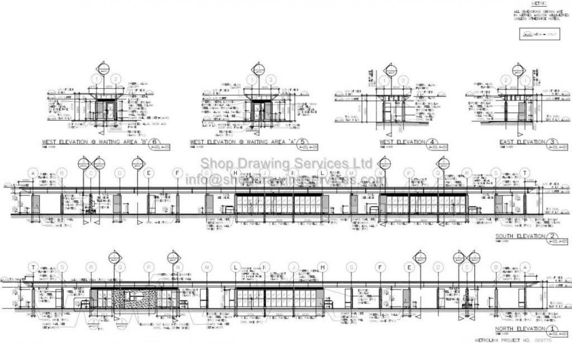 Facade Shop Drawings