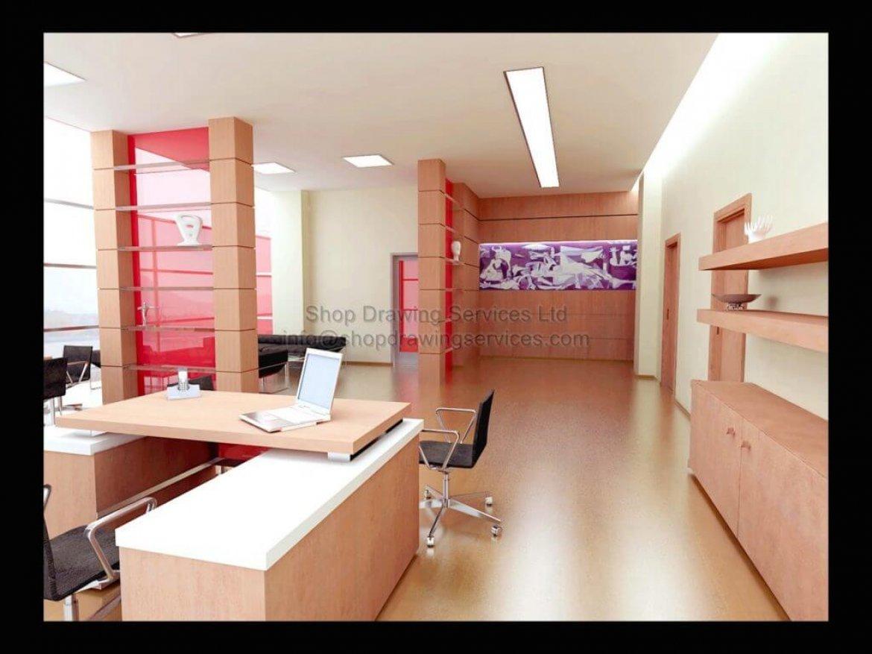 commercial design renderings