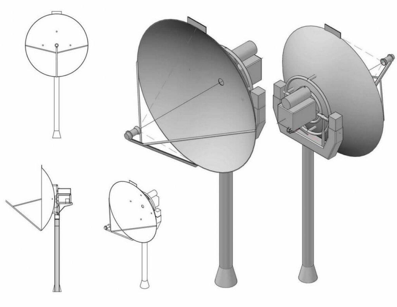custom industrial cad drawings