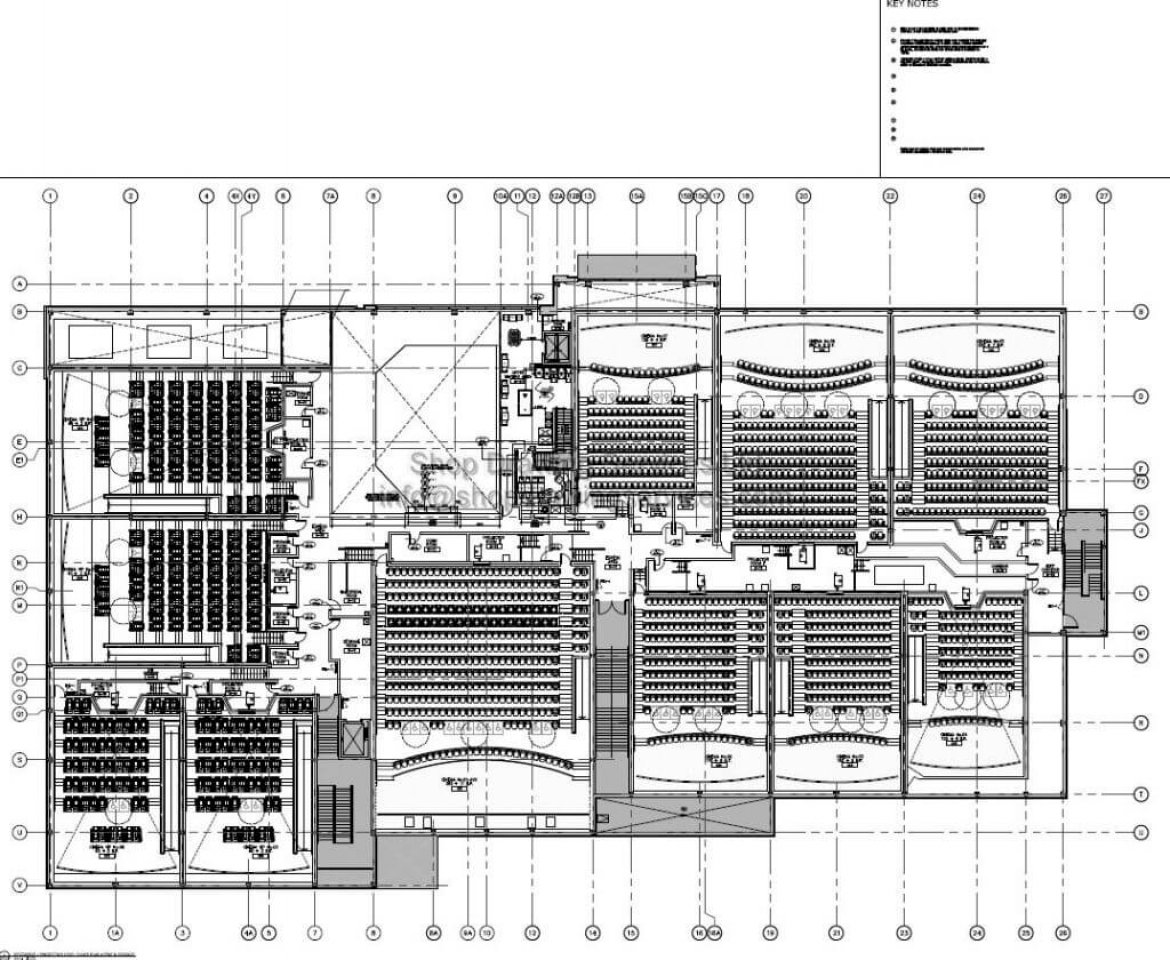 Layout cad drafting services