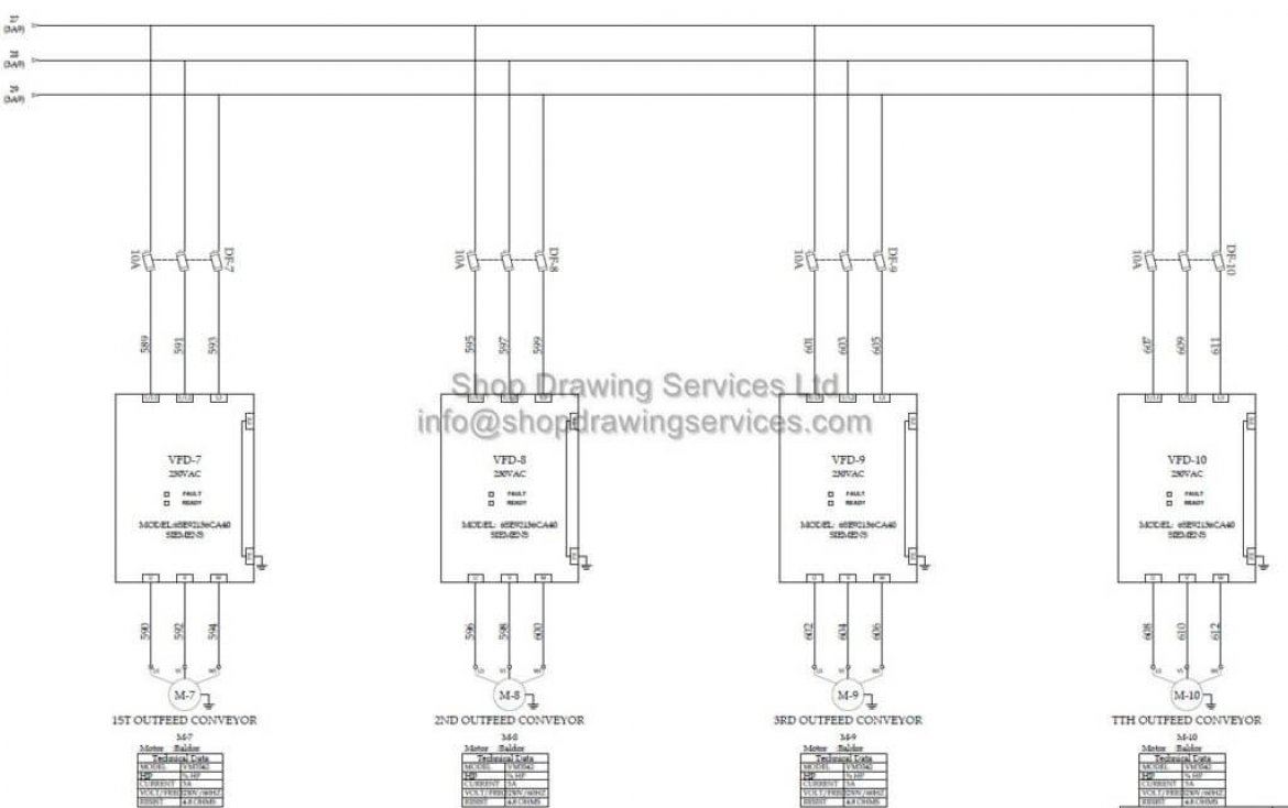 PDF to CAD drafting services